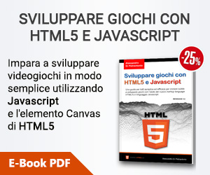 ebook sviluppare giochi in html5 e javascript