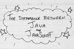 Java vs Javascript