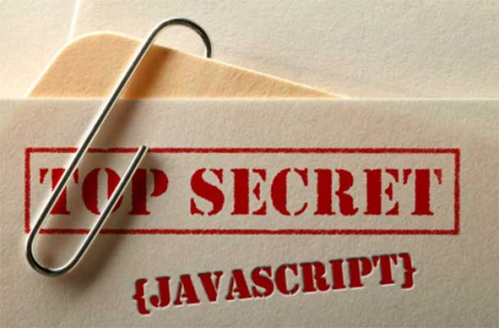 Sicurezza Javascript - Wrapping del codice in una funzione anonima