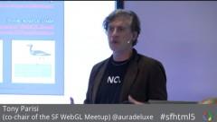 Introduzione alle WebGL di Tony Parisi