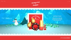 Christmas experiments in javascript