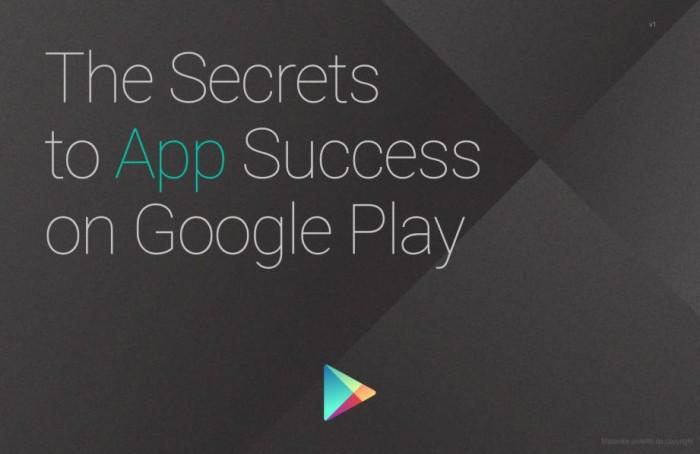Libro gratuito: i segreti delle app di successo su Google Play