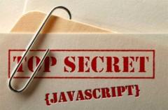 Sicurezza Javascript - Wrapping del codice in una funzione anonima
